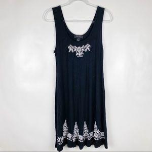 🌷Karen Kane Large Sleeveless Black Dress